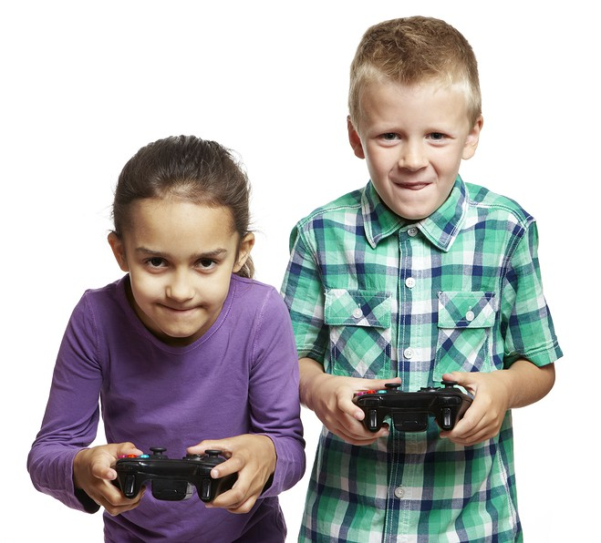 bigstock-Boy-And-Girl-Playing-Games-Con-
