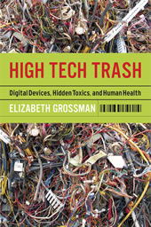 Book cover High Tech Trash