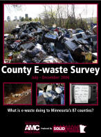 Minnesota ewaste county survey